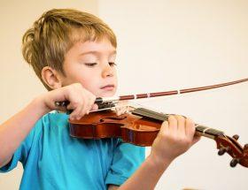 Instrumentos musicales para cada niño