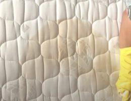 Limpiar tu colchón de forma natural en casa