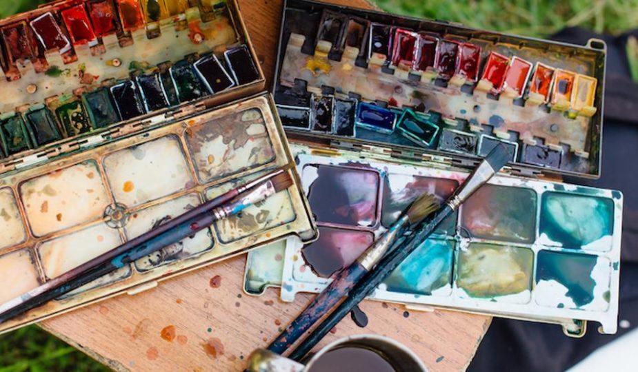 Cómo hacer tus pinturas de acuarela