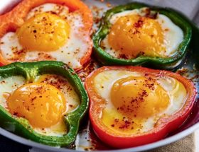 recetas saludables con huevo