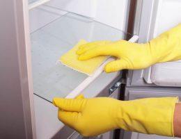 El refrigerador es uno de los electrodomésticos que más trabaja en el hogar. Un refri limpio no solo te hará sentir mejor al almacenar tus alimentos, sino que también hará que los alimentos sepan mejor.