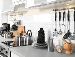 Formar la mejor cocina requiere de distintos elementos como herramientas básicas que construyen el espacio que más comparte una familia.