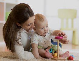 Juguetes ideales para infantes