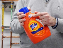 Que son los detergentes HE y en qué benifica a nuestra ropa
